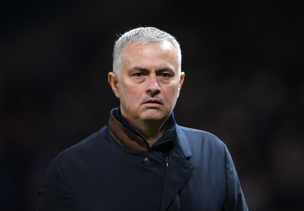 Jose Mourinho takes sly dig at Manchester United's board by questioning their ambition