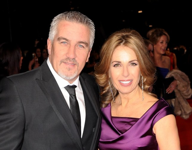 Paul Hollywood and estranged wife Alex