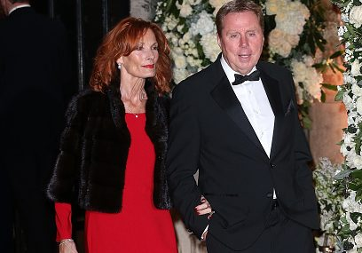 Harry Redknapp's wife Sandra feels 'quite embarrassed' by what he's said about her in the jungle