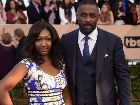 Idris Elba's daughter is not impressed with his Sexiest Man Alive award: 'This is not very fun'