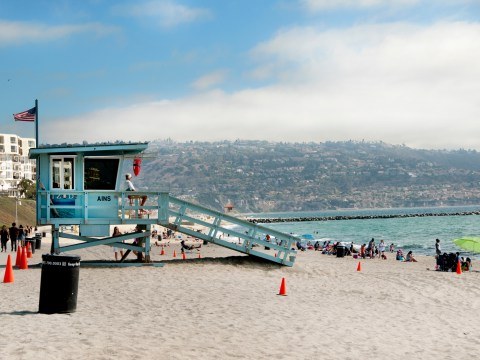 Step away from the glitz and glam of Hollywood to embrace the LA beach lifestyle
