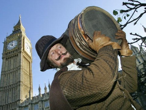 11 Bonfire Night facts you didn't know about Guy Fawkes and the Gunpowder Plot