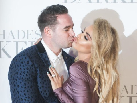 Katie Price 'planning to sell her wedding rings' to fund speedy divorce from Kieran Hayler