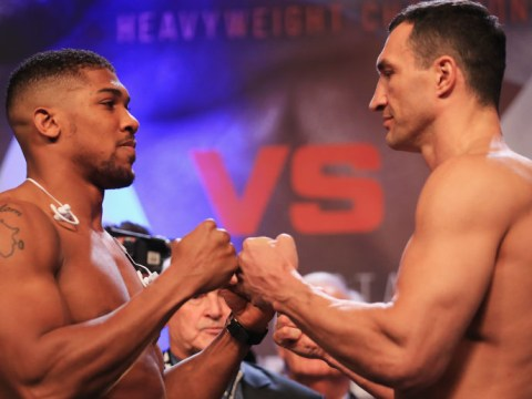 Wladimir Klitschko hits out at manager who rubbished Anthony Joshua rematch rumours