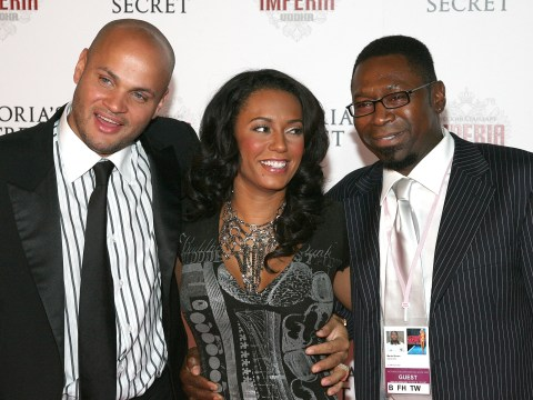 Mel B credits her father's death with helping her divorce Stephen Belafonte