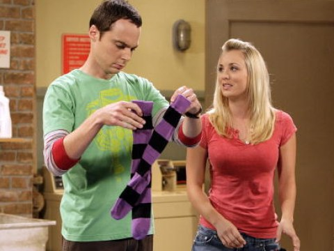 The Big Bang Theory's Jim Parsons just ruined Kaley Cuoco's birthday surprise in the most Sheldon way