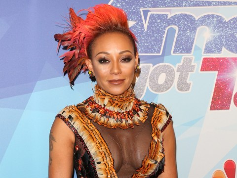 Mel B recalls moment she tried to kill herself before X Factor semi-final