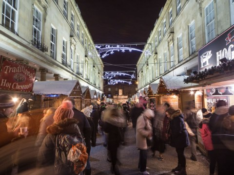 Christmas markets, designer clothes and vintage stores: Here's how to plan a shopping weekend in Bath