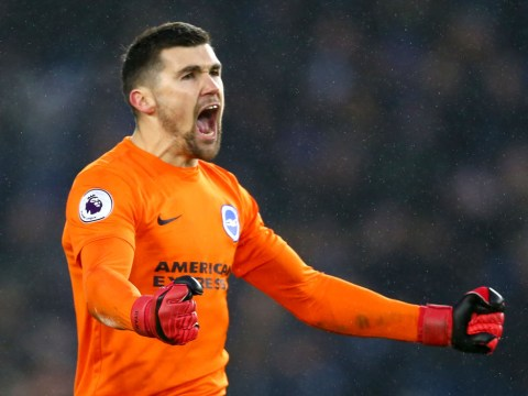 Manchester United identify Brighton star Mat Ryan as David De Gea replacement