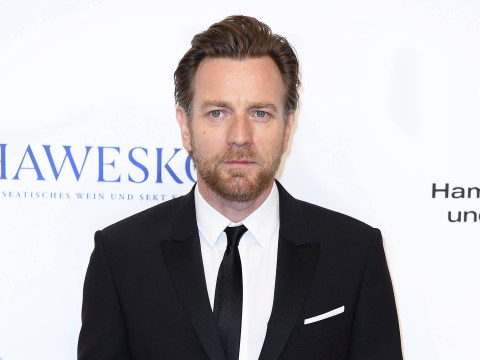 Ewan McGregor reveals terrifying story of being 'haunted by ghost' who burned his dressing gown and no thank you