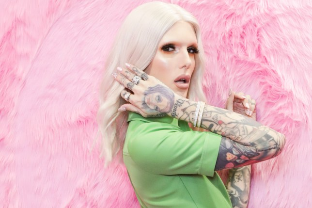 Jeffree Star wants to build a 'pink mansion' in Elijah Daniel's new town Gay Hell amid pride flag protest