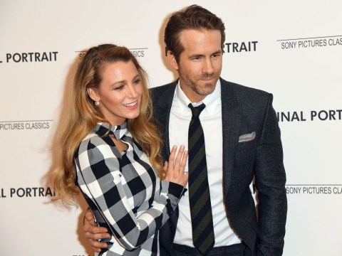 Ryan Reynolds proves he's still the joker as he insists he and Blake Lively have only had sex twice