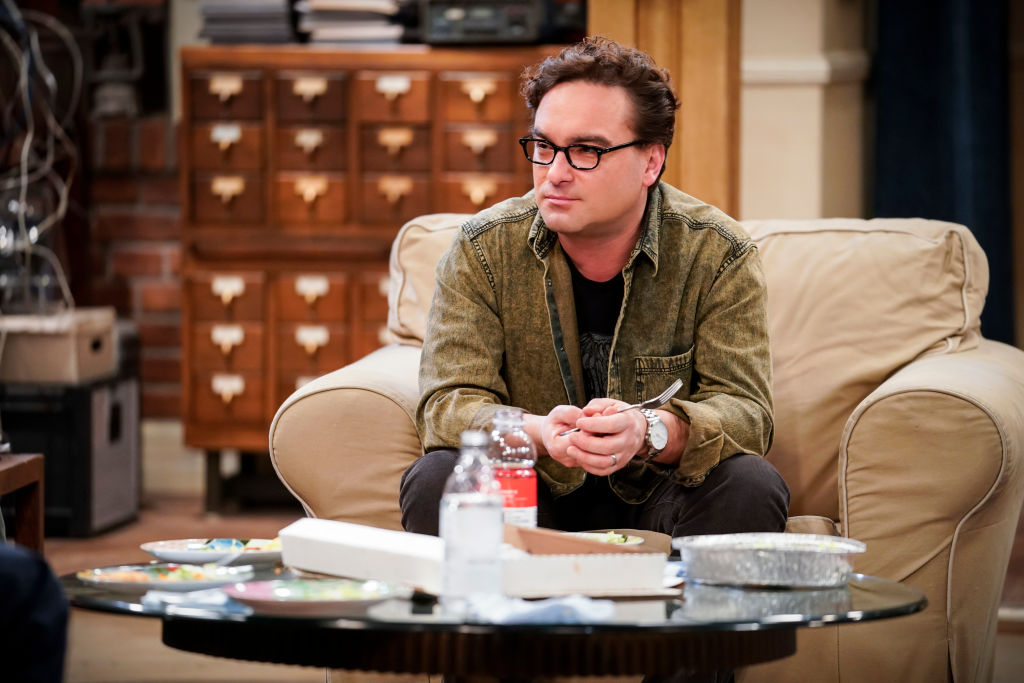 Big Bang Theory's Johnny Galecki breaks down crying as he talks about the series ending