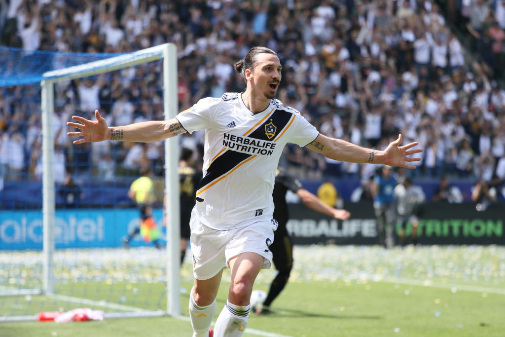 Zlatan Ibrahimovic sends message to Manchester United fans after MLS transfer