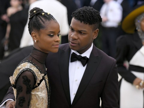 John Boyega and Letitia Wright set to unite for 'ground breaking' romantic sci-fi drama Hold Back The Stars