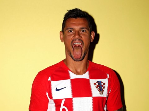 Dejan Lovren taunts Sergio Ramos and calls Spain 'p******' after Croatia victory