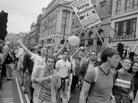 Section 28 was repealed 15 years ago but I can't forget the impact it had on me so easily