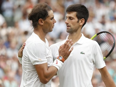 Rafael Nadal signs up for event with Novak Djokovic just five days after cancelled Saudi Arabia exhibition