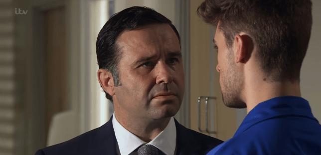 Emmerdale spoilers: Is Joe Tate dead as Graham drops hint to