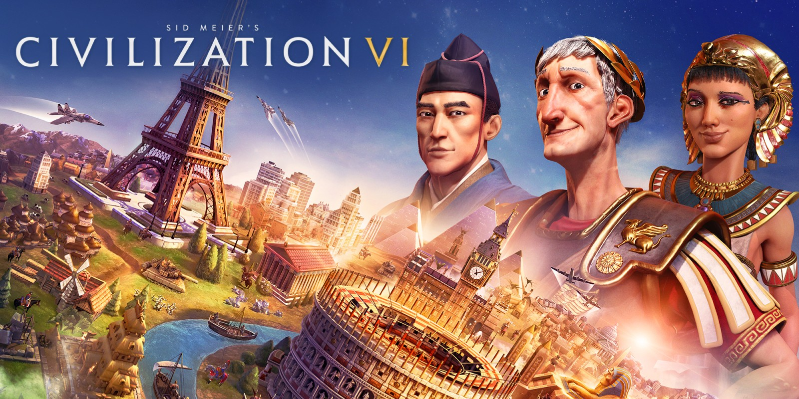 Sid Meier's Civilization VI Switch review – strategic win