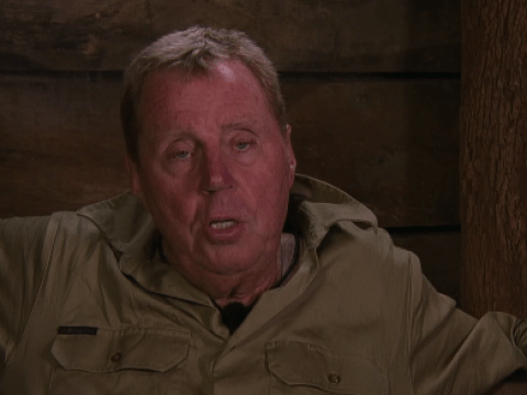 I'm A Celebrity's Harry Redknapp recalls awkward sex blunder with wife Sandra as cramp takes over