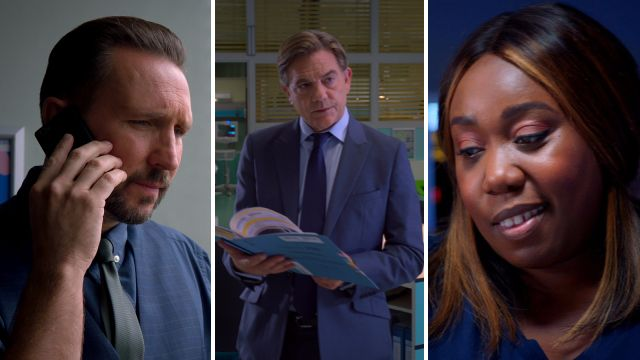7 Holby City spoilers: Jac fights for her life and two old faces return