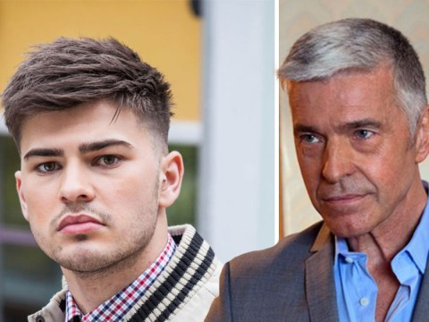 Hollyoaks spoilers: Mac Nightingale kicks Romeo out after he learns the truth about Cindy