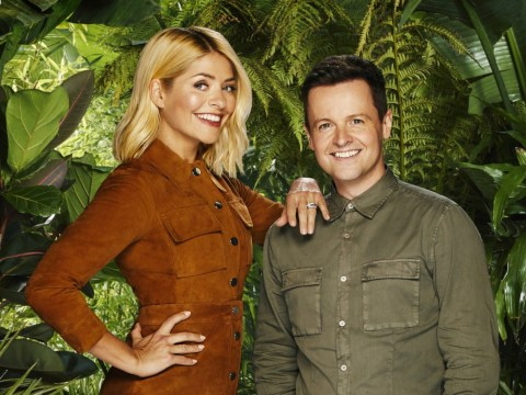 When is I'm a Celebrity on TV tonight and who is in the line-up?