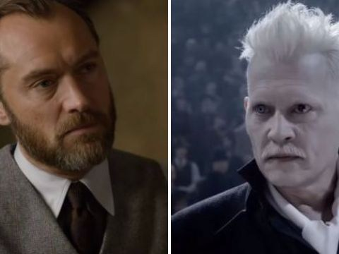 Fantastic Beasts: Dumbledore's love for Grindelwald revealed by Mirror of Erised