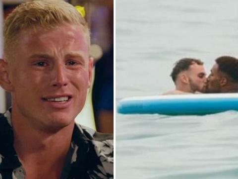 The Bi Life: Matt Brindley breaks down in tears as Ryan Cleary kisses another man