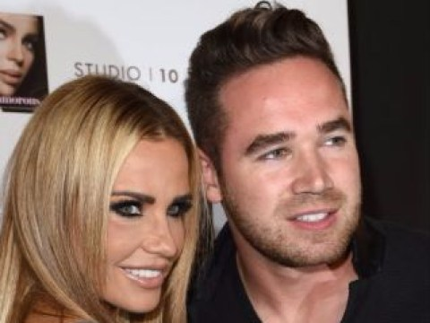 Kieran Hayler lasers off Katie Price tattoo on ring finger to celebrate divorce