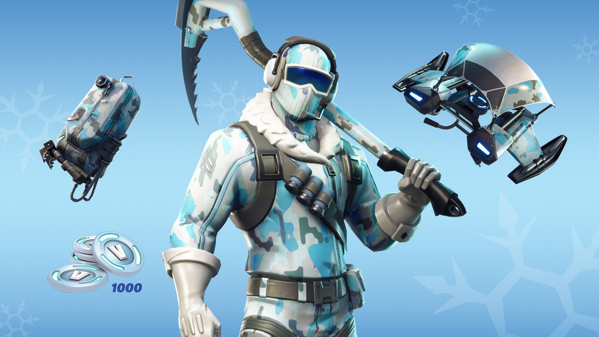 Fortnite: Deep Freeze - the perfect Christmas present?