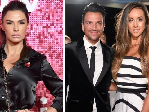 Peter Andre wades into wife Emily's 'spat' with Katie Price as he reveals kids call her 'Mary Poppins'