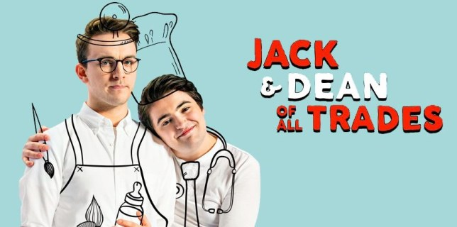 Youtube Christmas.Jack And Dean Of All Trades To Return To Youtube With
