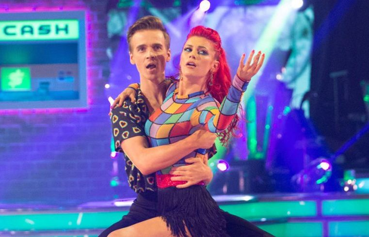 The Strictly stats that correctly predicted Joe McFadden would win last year say Joe Sugg will win this year
