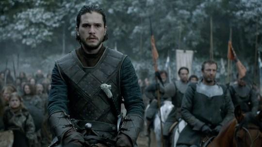 George RR Martin basically confirms Jon Snow theory ahead of Game of Thrones season 8