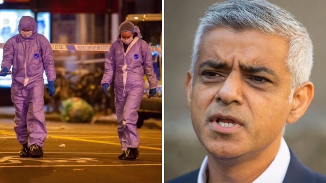 'Decade will pass before violent crime ends' says Mayor after four fatal stabbings in week