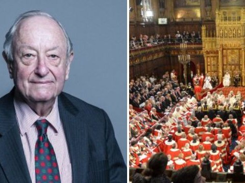 Lord Lester faces being suspended after 'offering woman peerage to sleep with him'