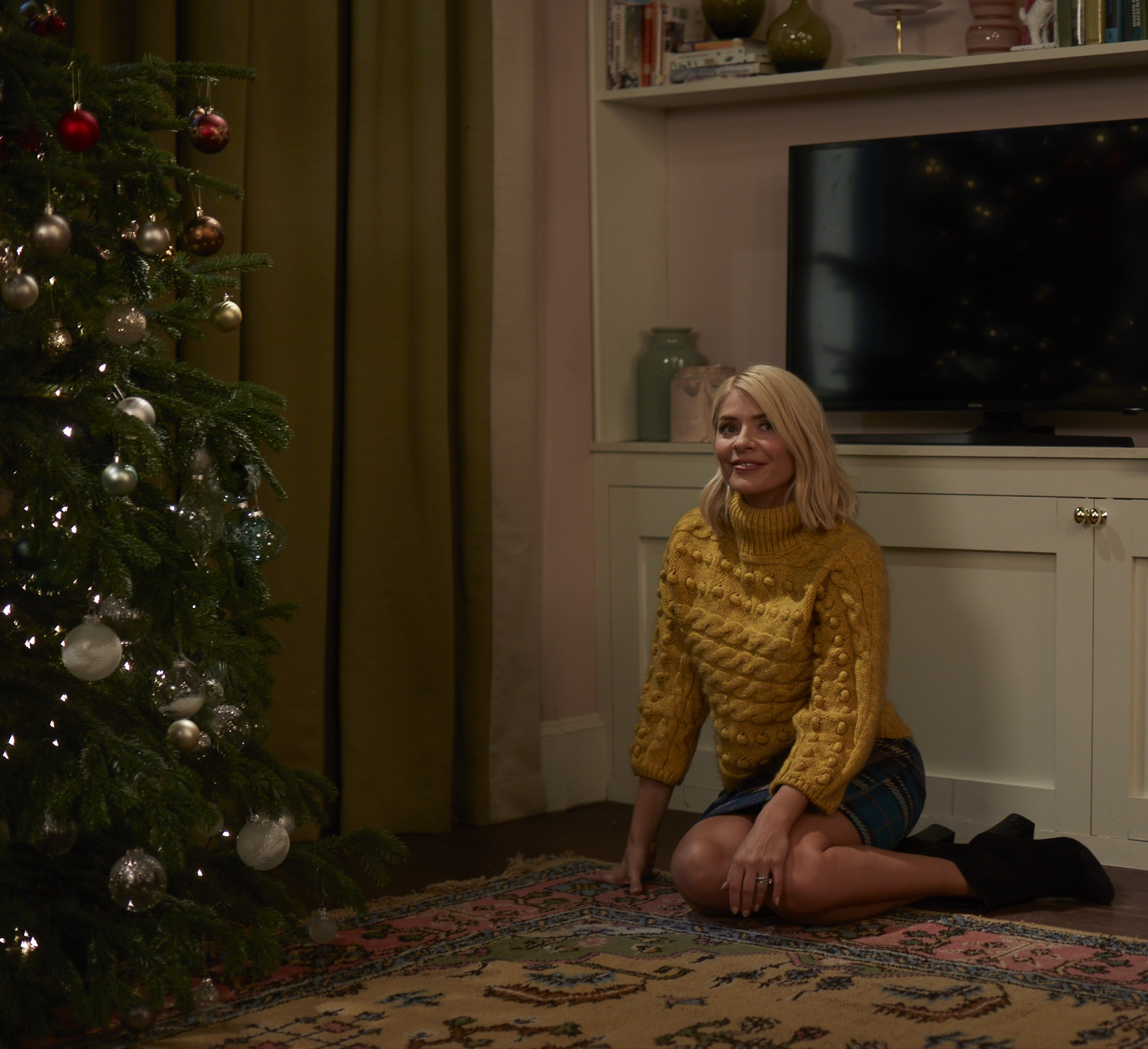 When is the M&S Christmas advert out and when will it be on TV?
