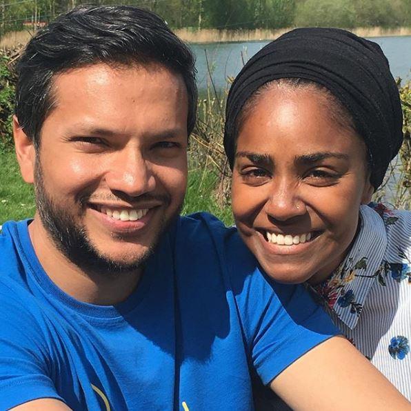 The Great British Bake Off winner Nadiya Hussain's husband has a large gay fanbase