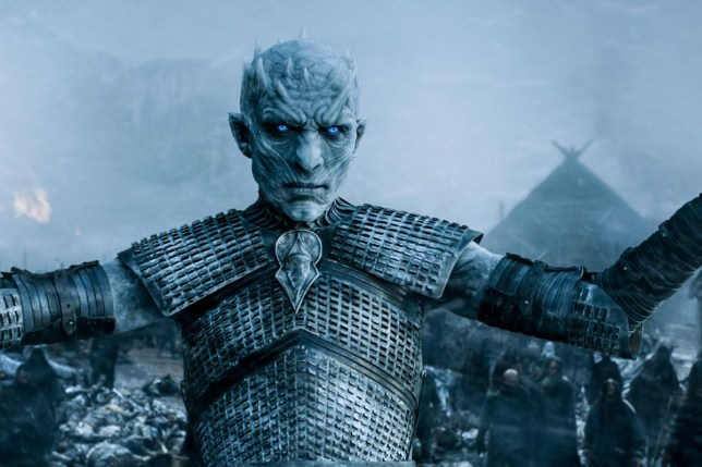 Game Of Thrones Season 8 Leaked Cast The Night King Missing