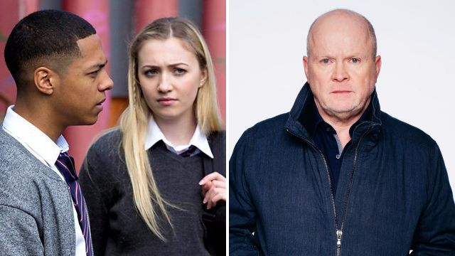 EastEnders spoilers: Passion for Louise Mitchell and Keegan Baker but Phil walks in
