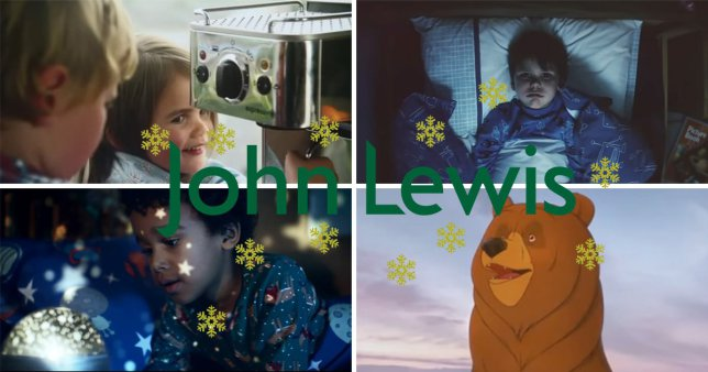 When is this year's John Lewis Christmas ad released and what will the song be?