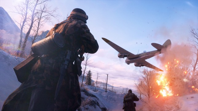 Battlefield V (PS4) - fighting the good fight, again