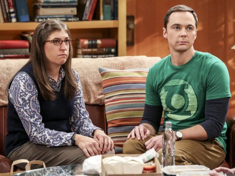 The Big Bang Theory's Jim Parsons rules out baby for Sheldon and Amy ahead of finale