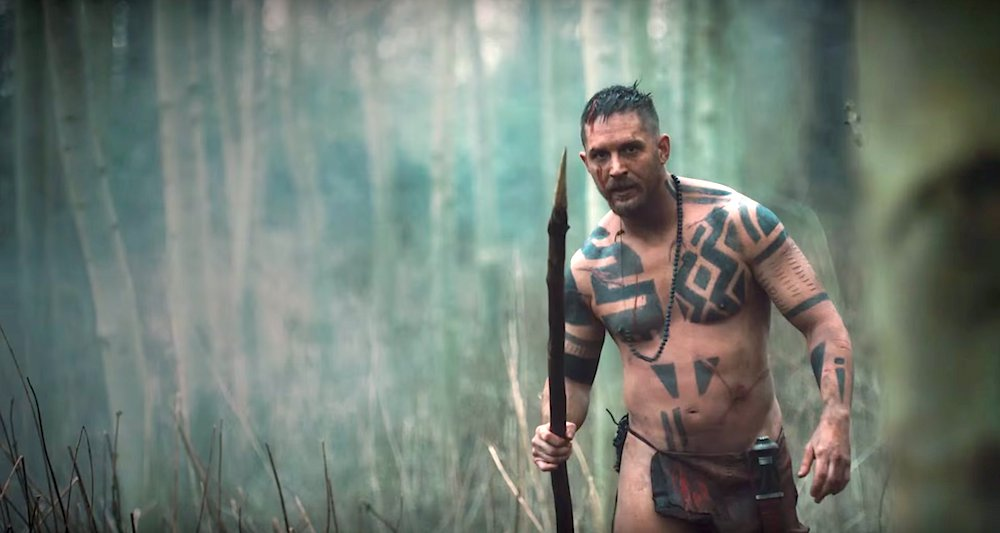Tom Hardy 'grateful and excited' as BBC confirms series two of Taboo: 'It's a dark dirty brute of a drama'