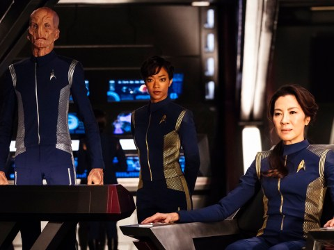Star Trek director 'not sure' why he wasn't invited back for Discovery season 2