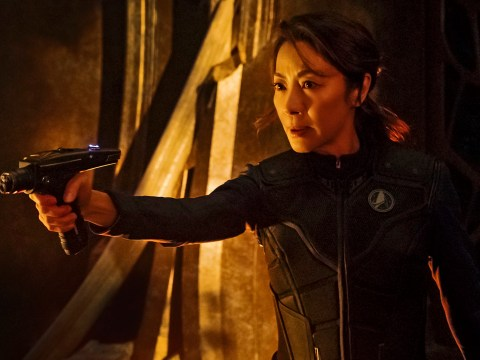 Michelle Yeoh 'in talks' to reprise Star Trek Discovery role for Emperor Georgiou spin off series