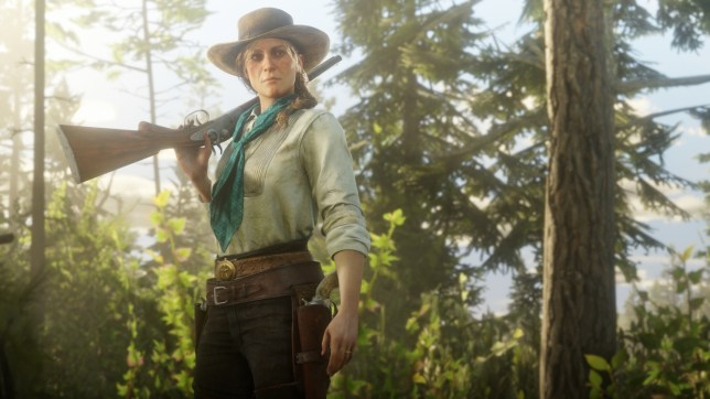 Red Dead Redemption II - what do you think of Sadie?