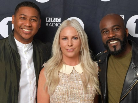 Where are Rickie Williams, Melvin Odoom and Charlie Hedges and when do they start at Radio 1?
